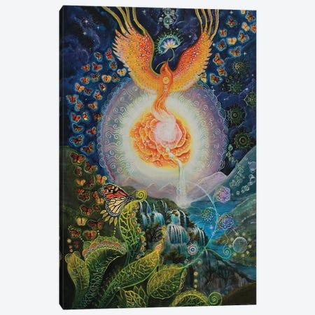 Landscape Of The Soul Canvas Print #VRW47} by Verena Wild Art Print