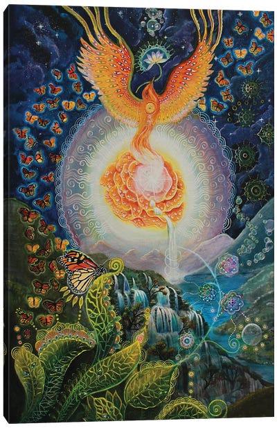 Landscape Of The Soul Canvas Art Print