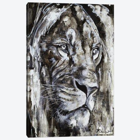 Nairobi Canvas Print #VRX10} by Vincent Richeux Canvas Artwork