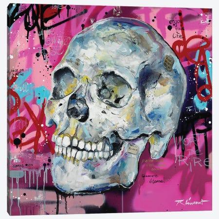 La Vie En Rose Canvas Print #VRX14} by Vincent Richeux Canvas Print