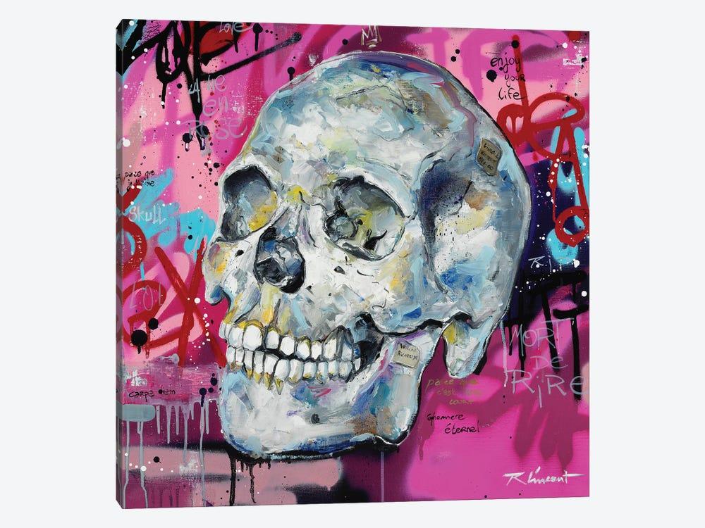 La Vie En Rose by Vincent Richeux 1-piece Canvas Artwork