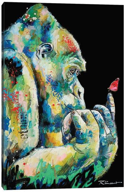 Envol De Camille Canvas Art Print