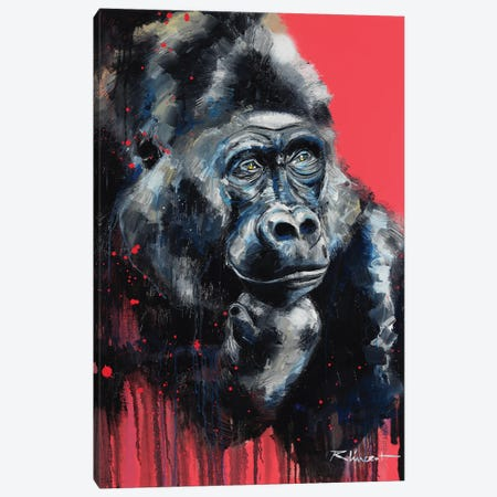 Hope Canvas Print #VRX8} by Vincent Richeux Canvas Art Print