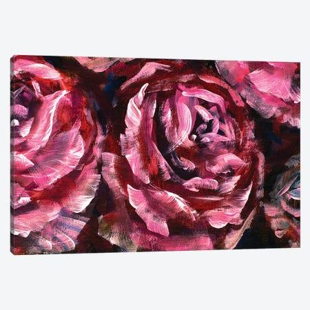 Flowers Canvas Print #VRY34} by Valery Rybakow Canvas Artwork