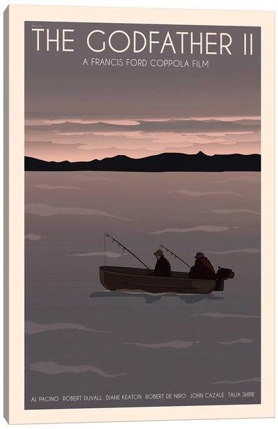 The Godfather II Canvas Art Print