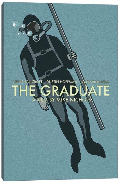 The Graduate Canvas Art Print