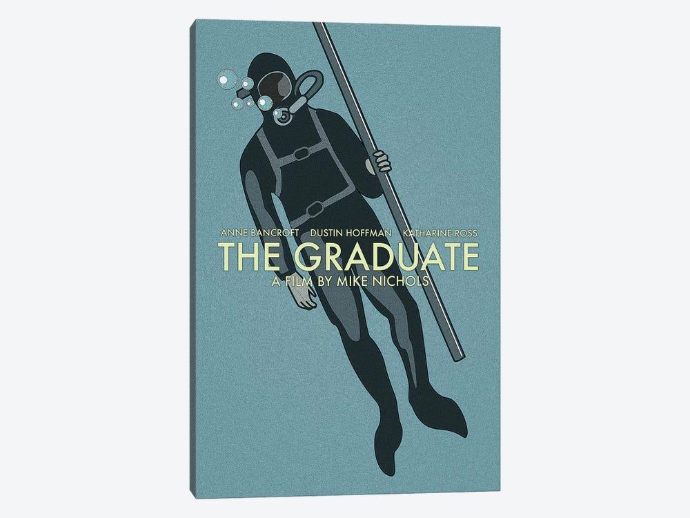 The Graduate by Claudia Varosio 1-piece Art Print