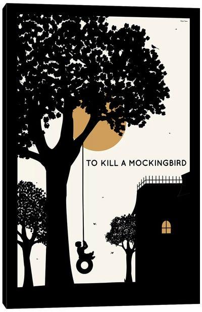 To Kill A Mockingbird Canvas Art Print