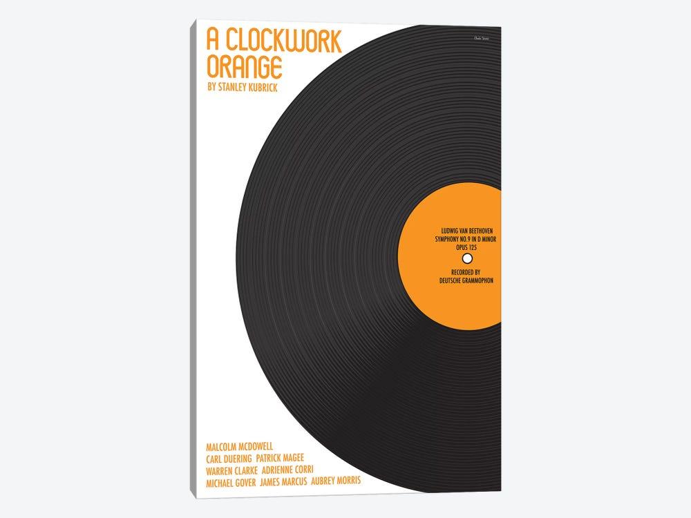 Clockwork Orange by Claudia Varosio 1-piece Canvas Art