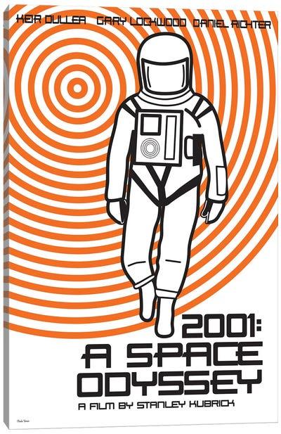 2001 A Space Odyssey Canvas Art Print