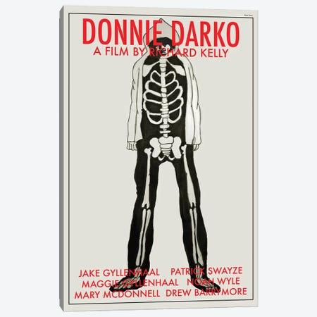 Donnie Darko Canvas Print #VSI34} by Claudia Varosio Art Print