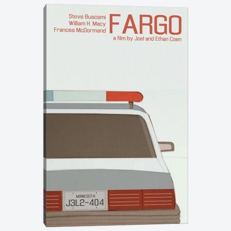 Fargo Canvas Print #VSI39} by Claudia Varosio Canvas Art