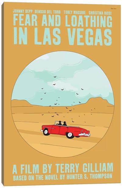 Fear And Loathing In Las Vegas Canvas Art Print