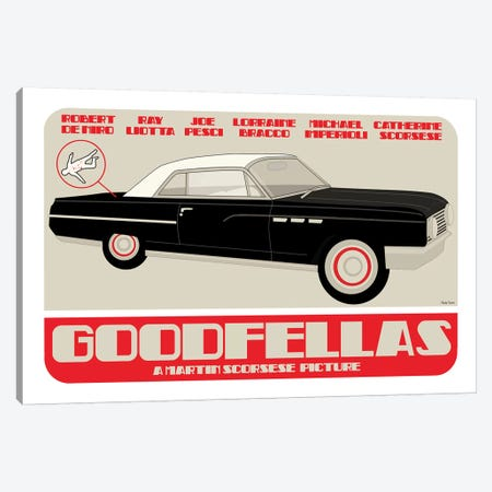 Goodfellas Canvas Print #VSI47} by Claudia Varosio Canvas Art