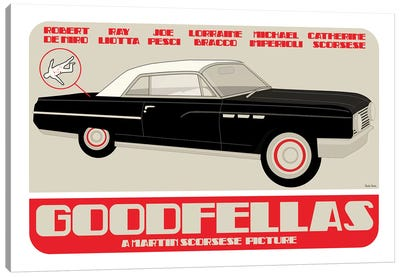 Goodfellas Canvas Art Print