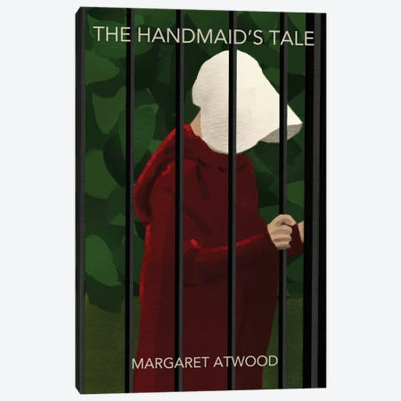 Handmaid's Tale Canvas Print #VSI48} by Claudia Varosio Canvas Art Print