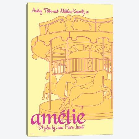 Amelie Canvas Print #VSI4} by Claudia Varosio Canvas Art Print