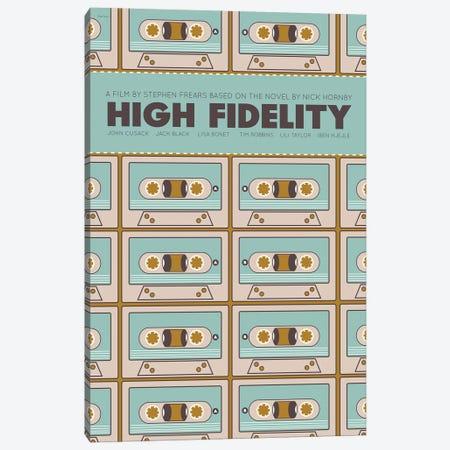 High Fidelity Canvas Print #VSI51} by Claudia Varosio Canvas Art