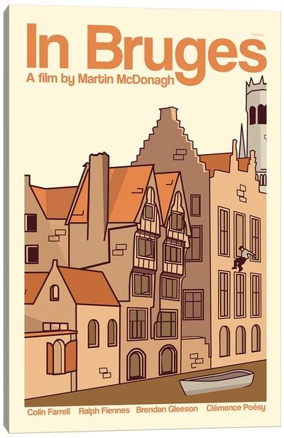 In Bruges Canvas Art Print