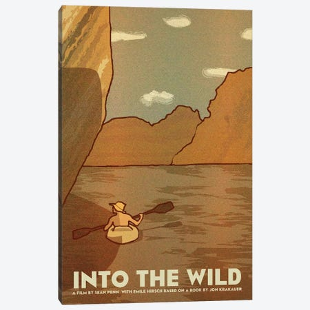 Into The Wild Canvas Print #VSI56} by Claudia Varosio Canvas Art Print