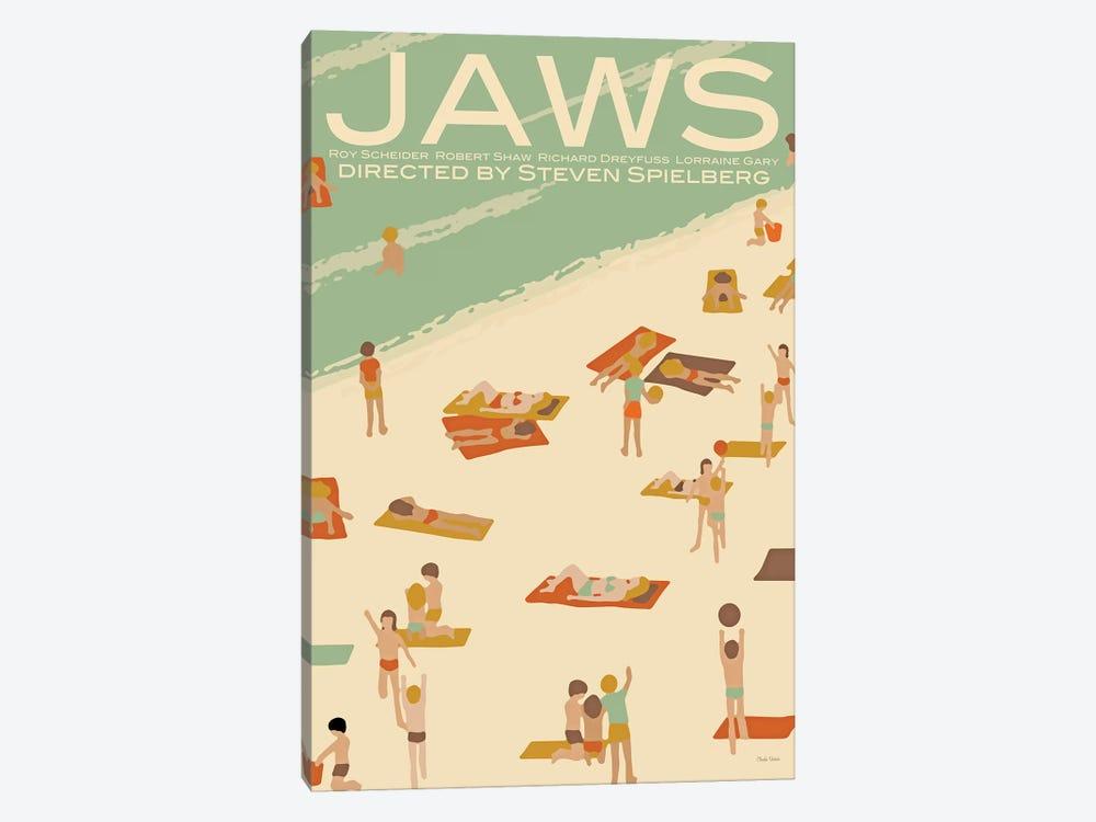 Jaws by Claudia Varosio 1-piece Art Print
