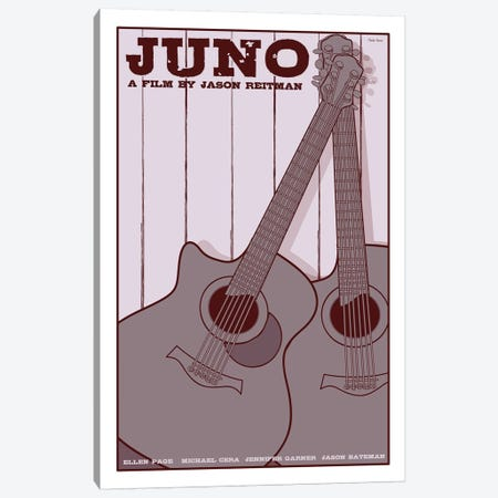 Juno Canvas Print #VSI61} by Claudia Varosio Art Print