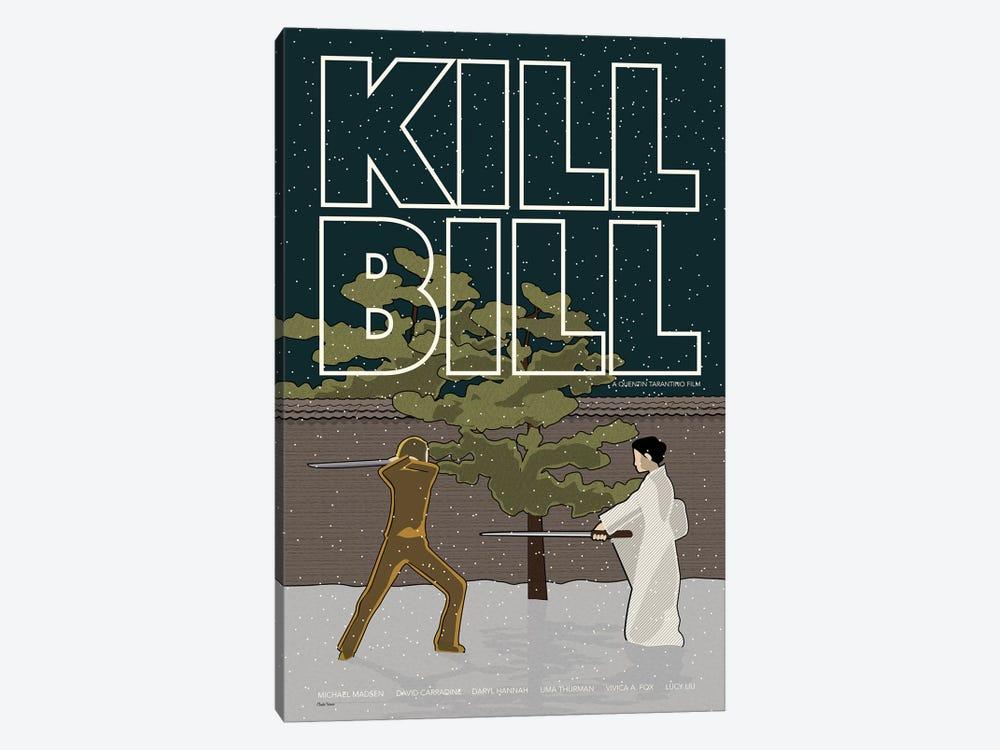 Kill Bill by Claudia Varosio 1-piece Art Print