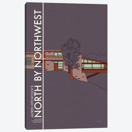 North By Northwest Canvas Print #VSI74} by Claudia Varosio Art Print