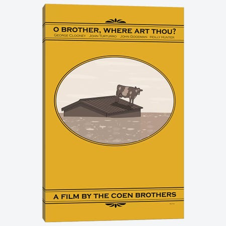 O Brother, Where Art Thou Canvas Print #VSI75} by Claudia Varosio Canvas Print