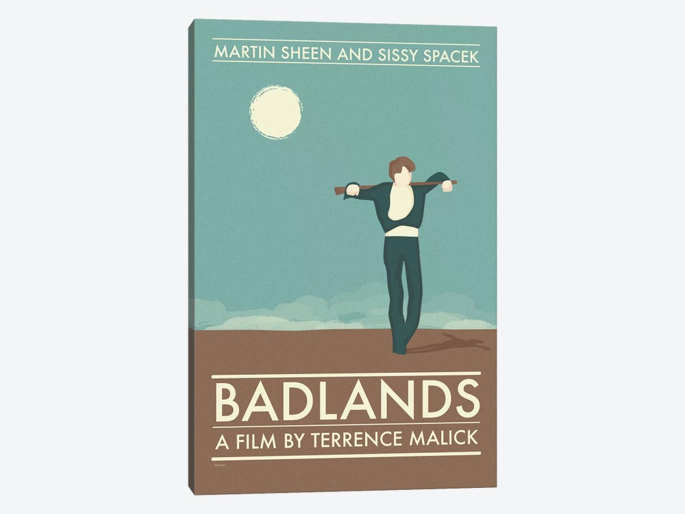 Badlands by Claudia Varosio 1-piece Canvas Art