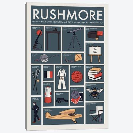 Rushmore Canvas Print #VSI92} by Claudia Varosio Canvas Wall Art
