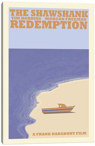 Shawshank Redemption Canvas Art Print