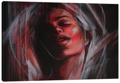 Mystic Girl Canvas Art Print