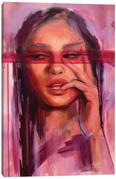 Sight Canvas Art Print