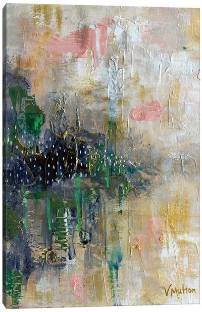 Emerald Inlet Canvas Art Print