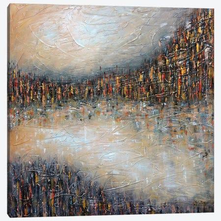 Evidence Of Joy Canvas Print #VSM12} by Vanessa Sharp Multon Canvas Artwork