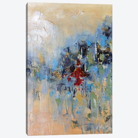 Faraway Canvas Print #VSM13} by Vanessa Sharp Multon Canvas Art