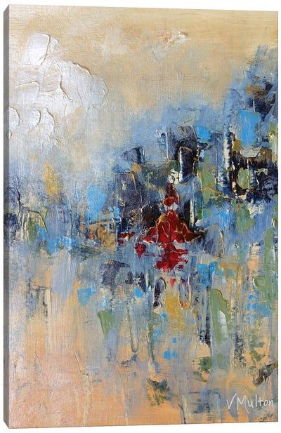 Faraway Canvas Art Print