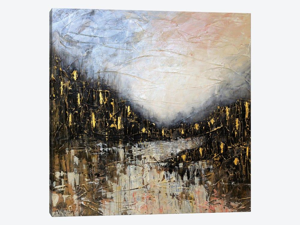 Light In The Darkness by Vanessa Sharp Multon 1-piece Canvas Print
