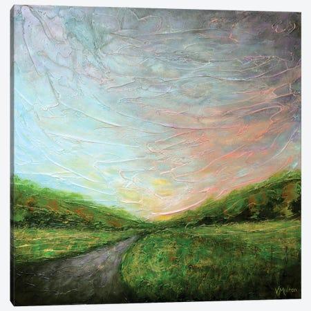 Miles To Go Canvas Print #VSM19} by Vanessa Sharp Multon Canvas Wall Art