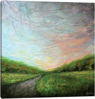 Miles To Go Canvas Art Print