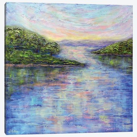 Opal Illumination Canvas Print #VSM23} by Vanessa Sharp Multon Canvas Art Print