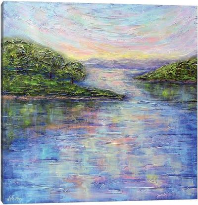 Opal Illumination Canvas Art Print