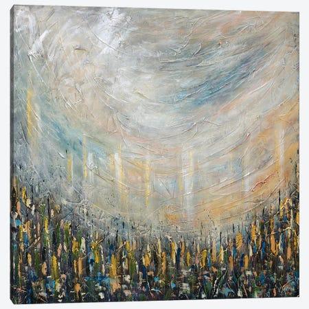 Rain Is Grace Canvas Print #VSM25} by Vanessa Sharp Multon Canvas Wall Art