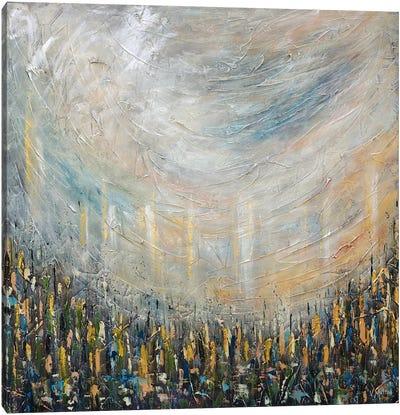 Rain Is Grace Canvas Art Print
