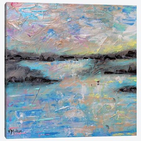 Salt Summer I Canvas Print #VSM28} by Vanessa Sharp Multon Art Print