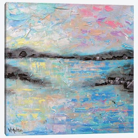 Salt Summer II Canvas Print #VSM29} by Vanessa Sharp Multon Canvas Print