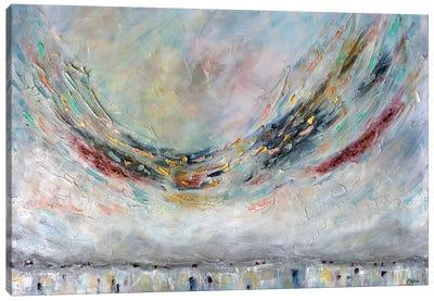 Symphony In Air Canvas Art Print