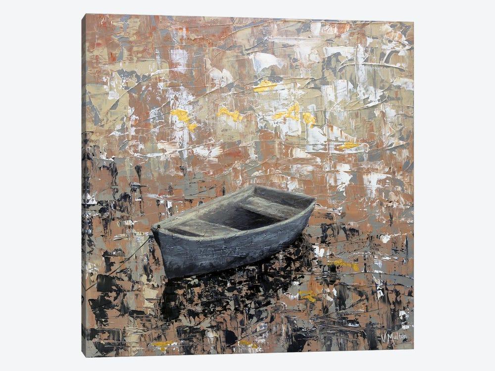 The Bliss Of Solitude by Vanessa Sharp Multon 1-piece Canvas Art Print