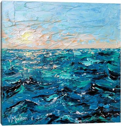 The Depths Of The Ocean Canvas Art Print